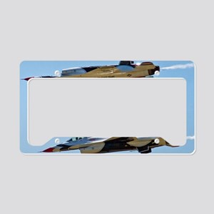 (15) Thunderbirds 5 and 6 Tai License Plate Holder