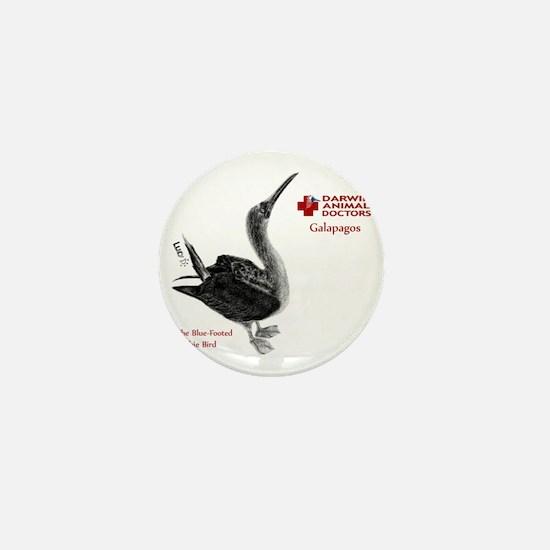 boobie-transparent-single Mini Button