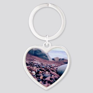 So Many Differences Heart Keychain
