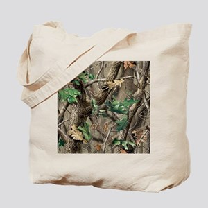camo-swatch-hardwoods-green Tote Bag