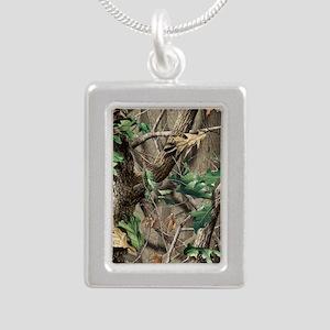camo-swatch-hardwoods-gr Silver Portrait Necklace
