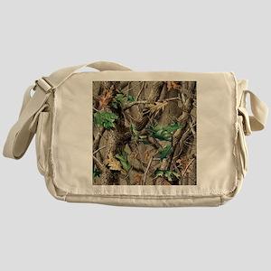 camo-swatch-hardwoods-green Messenger Bag