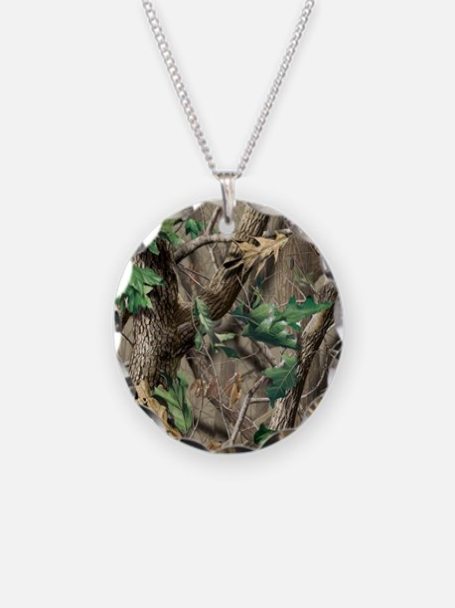 camo-swatch-hardwoods-green Necklace