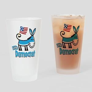 DoonkeyDoodleLitDem2 Drinking Glass