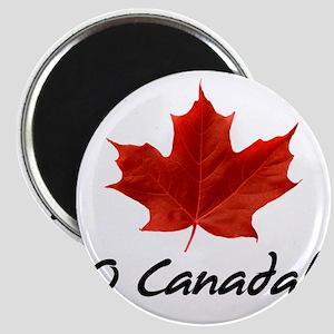 O-Canada-MapleLeaf-blackLetters copy Magnet