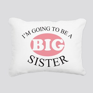 bigsisterplain Rectangular Canvas Pillow