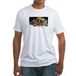Twinspot Lionfish Fitted T-Shirt