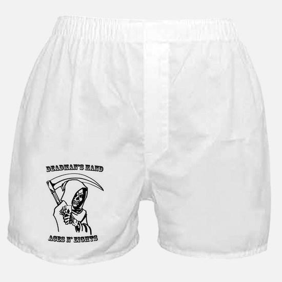 TshirtDeadman Boxer Shorts