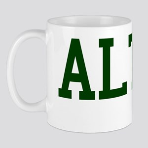 alton straight hi Mug