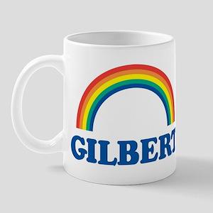 GILBERT (rainbow) Mug