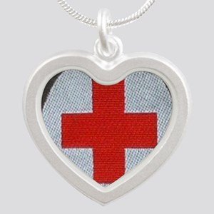 MEDIC Silver Heart Necklace
