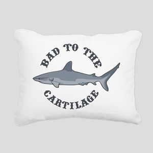 bad-to-cartilage-LTT Rectangular Canvas Pillow