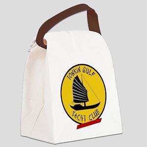 Tonkin Gulf Yacht Club 3 Canvas Lunch Bag