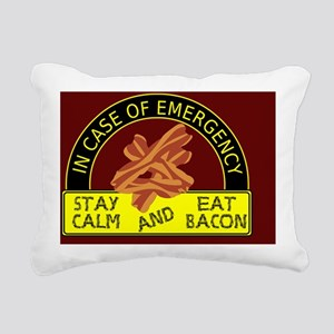 emergency_temp_laptop_sk Rectangular Canvas Pillow