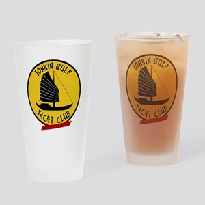 Tonkin Gulf Yacht Club 3 Drinking Glass