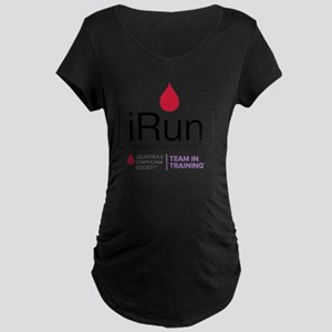 irun Maternity Dark T-Shirt