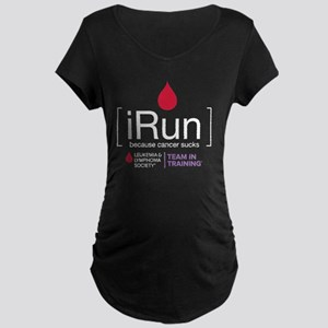 irun_REV Maternity Dark T-Shirt