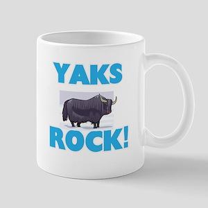Yaks rock! Mugs