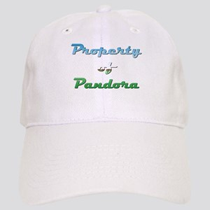 Property Of Pandora Female Baseball Cap
