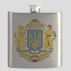 escudo_nacional_de_ucrania_6x6 Flask
