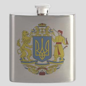escudo_nacional_de_ucrania_4x4 Flask