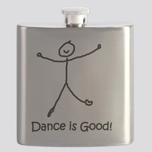 dance is good large copy copy Flask