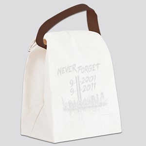 iPhone4SliderG Canvas Lunch Bag