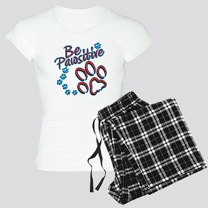 Be Pawsitive Women's Light Pajamas
