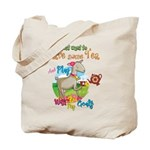 GOAT | Just Want to Have Some Tea Play Wi Tote Bag