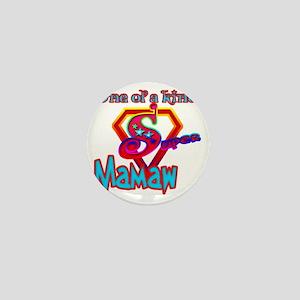 SUPER MAMAW Mini Button