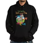 GOAT | Just Want to Have Some Tea Pl Hoodie (dark)