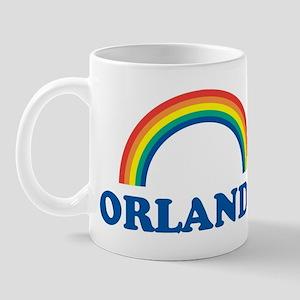 ORLANDO (rainbow) Mug