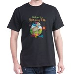 GOAT | Just Want to Have Some Tea Pla Dark T-Shirt