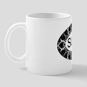 supGIRL_4X8BLACK Mug
