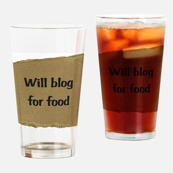 Unerggwegtitled Drinking Glass
