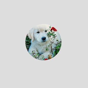 Golden Retriever Puppy Gift iPad Hard  Mini Button