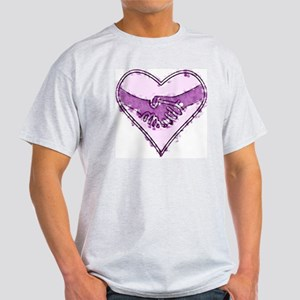 Watercolor Heart Light T-Shirt