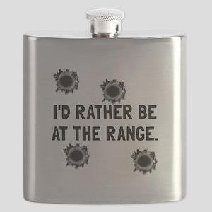 Gun Range Flask