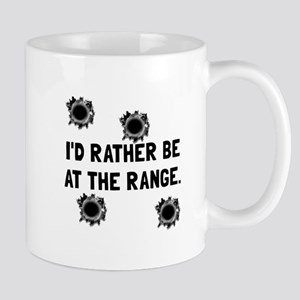 Gun Range Mugs