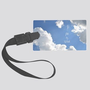 Alliswell Large Luggage Tag