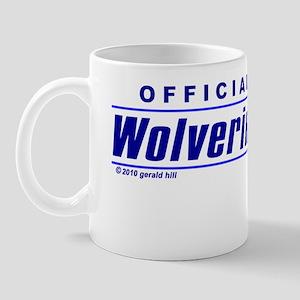 WolverineNation OM New B-LB 875 Mug