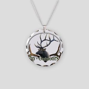 bp_elk_logo_2_dark_shirt_1 Necklace Circle Charm