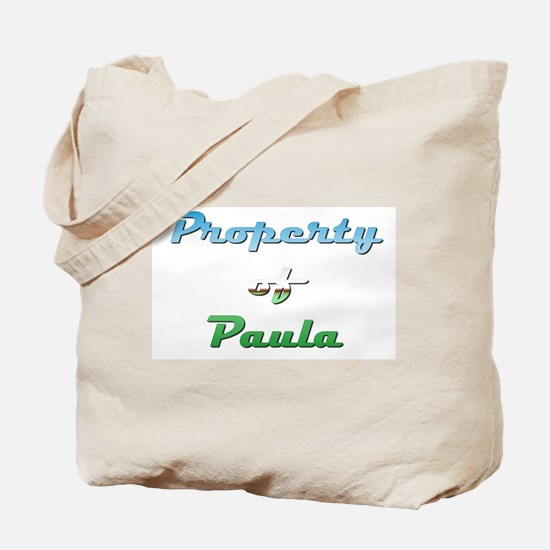 Property Of Paula Female Tote Bag