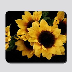 Yellow_Sunflowers Mousepad