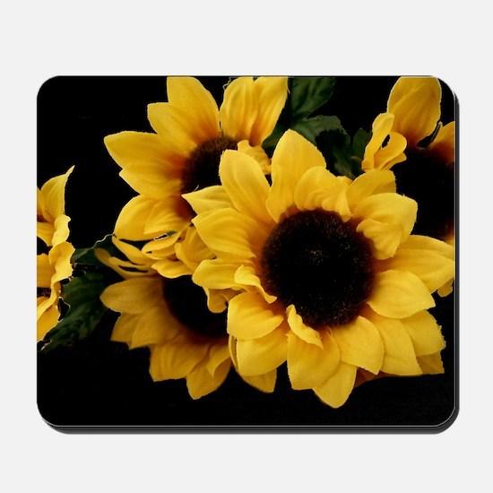 Yellow_Sunflowers Mousepad