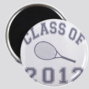 CO2012 Tennis Gray Magnet