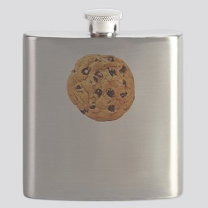 Cookie Inspector White SOT Flask