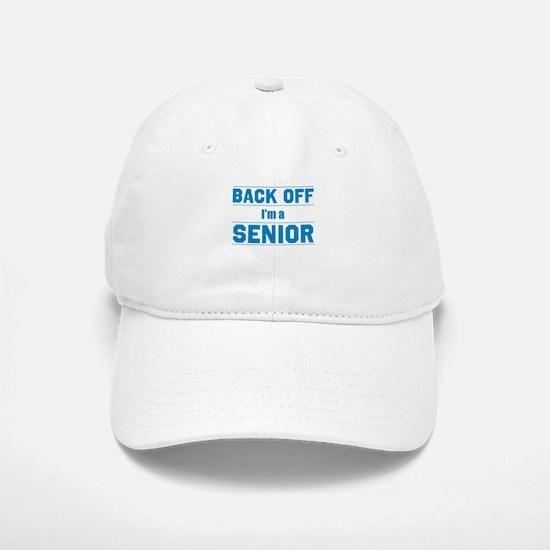 Senior Pride Baseball Baseball Cap