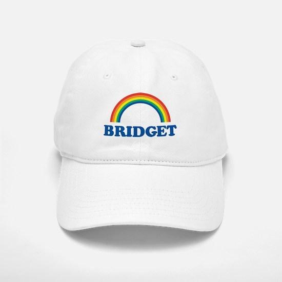 BRIDGET (rainbow) Baseball Baseball Cap