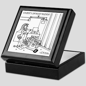 3812_schubert_cartoon Keepsake Box